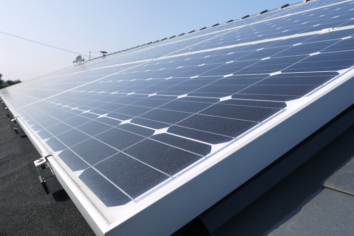 Matrix Energy Systems Limited Solar Photovoltaic